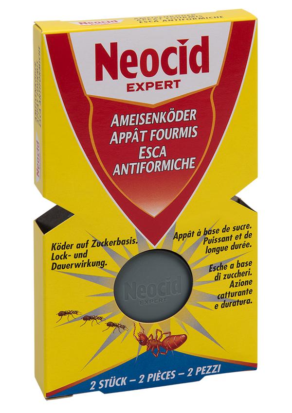 Schädlingsbekämpfung & Insektenschutz gegen Ameisen: Neocid EXPERT Ameisenköder