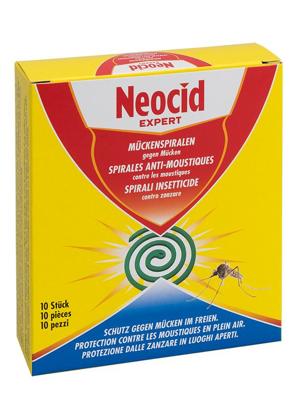 Neocid EXPERT Mückenspiralen