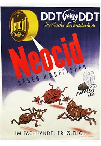 Neocid - Zuverlässige Mittel zur Schädlingsbekämpfung seit 1942
